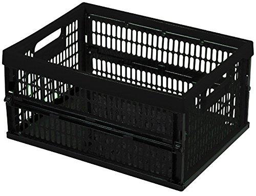 CURVER 04120-101-21 Klappbox, 34 L, schwarz