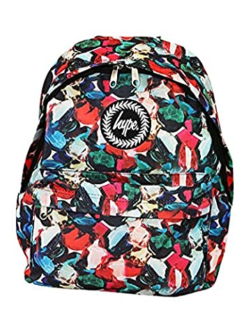 Hype Homme Sac à dos Jewels 2, Multicolore, One Size