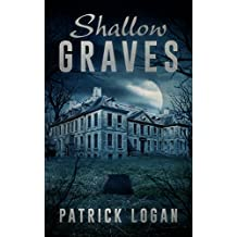 Shallow Graves (The Haunted Book 1) (English Edition)