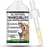 All Natural Gocce Calmanti Per Cani e Gatti   50-100 dosi   Il Trattamento Calmante Più Sano Per Animali Domestici Con Problemi di Stress e Ansia