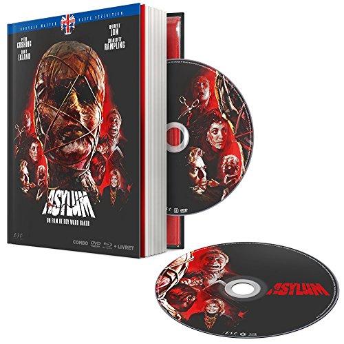Image de ASYLUM [Édition Collector Blu-ray + DVD + Livret] [Édition Collector Blu-ray + DVD + Livret]