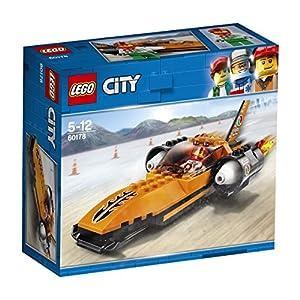 LEGO City 60178 - Great Vehicles Bolide da Record 5702016075168 LEGO