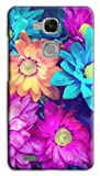 Mixroom Cover Custodia Case In TPU Silicone Morbida Per Huawei Ascend Mate 7 W357 Fiori Flowers