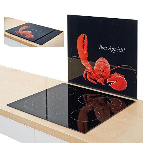 herdblende-abdeckplatte-hummer-spritzschutz-ceranfeldabdeckung-schwarz-aus-glas-56-x-50-cm