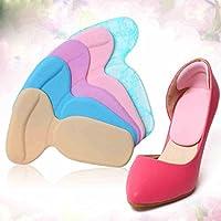 XDLiu High Heel Einlagen für Frauen Mittelfußknochen Kissen Anti-Rutsch-Schuheinlagen, 4 Stück preisvergleich bei billige-tabletten.eu