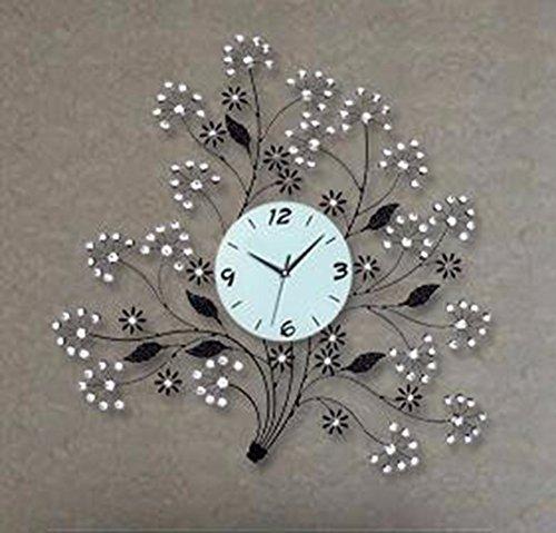 Wall clocks orologio da parete campana famiglia pendolo orologio luminoso creativo soggiorno tavolo muto orologio moderno orologio al quarzo in stile europeo orologio da parete orologio moda a
