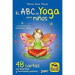 ABC del yoga para niños, 48 cartas con divertidas y fantasiosas posturas