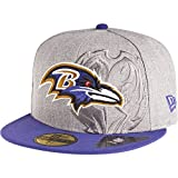 New Era 59Fifty Cap - SCREENING NFL Baltimore Ravens