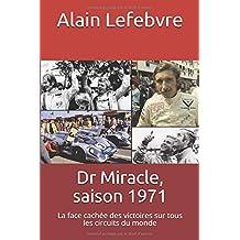 Dr Miracle, saison 1971: La face cachée des victoires sur tous les circuits du monde