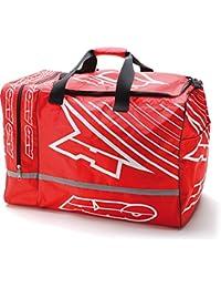 Axo Bolsa de deporte Gear Bag Rojo Única