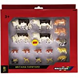 Britains - Bri43096 - Pronti veicolo - modello per la scala - assortiti 17 Animals - Scala 1/32