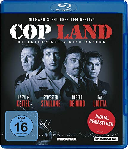 Cop Land [Director's Cut & Kinofassung][Blu-ray]