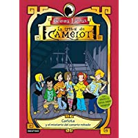 Carlota y el misterio del canario robado: La tribu de Camelot I. Con olores y tintas mágicas.