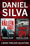 Best Daniel Silvas - Daniel Silva 2-Book Thriller Collection: Portrait of a Review