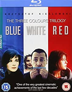 The Three Colours Trilogy [Blu-ray]