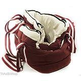Traesio 4484 Transporttasche für Haustiere, doppelt, Reißverschluss