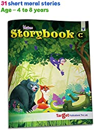 Blossom Moral Story Book for Kids 4 Years to 8 Years Old in English | 31 Fairy Tale Stories with Colourful Pic