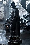 Empireposter 715609Batman Vs Superman Dawn Of Justice Batman Movie Affiche Impression, papier, multicolore, 91,5x 61x 0,14cm