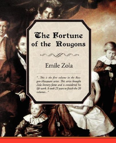 The Fortune of the Rougons Cover Image