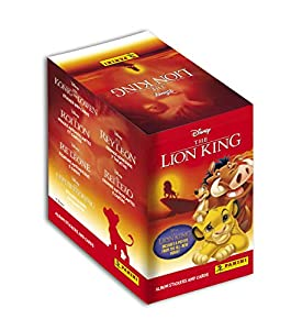 Panini France SA SA-LE Rei Leon (Classic) - Caja de 50 Fundas, 2521-004