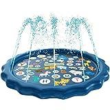 170 cm kinderbadje voor kinderen sprinkler mat watersproeikussen waterspeelmat