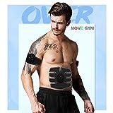 Bauch Muskelbauch Sticker Fitnessgeräte Heim Bauch Ausrüstung Dreiteiliges