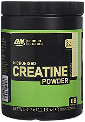 Optimum Nutrition 300 g Micronized Creatine Powder from Optimum