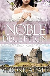 A Noble Deception by Veronica Bale (2015-08-26)