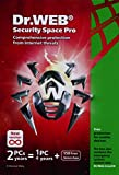 Dr. Web Security Space Pro (CD)- 2 PCs, ...