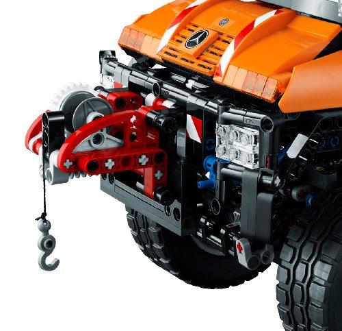LEGO Technic 8110 – Unimog U400 - 6