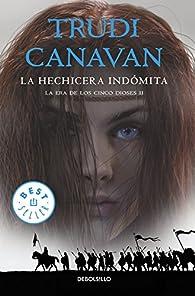 La hechicera indómita par Trudi Canavan