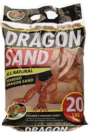 Zoo Med 26457 Dragon Sand, 20 lb 1