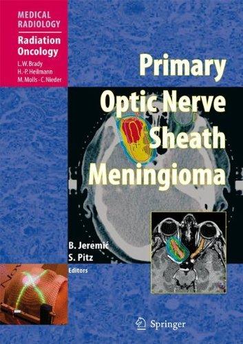 Primary Optic Nerve Sheath Meningioma (Medical Radiology) (2008-10-07)