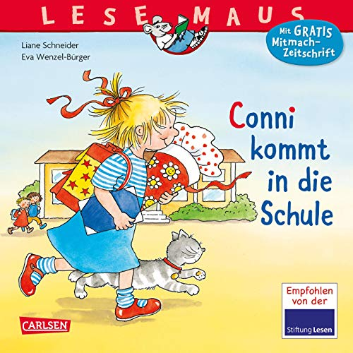 Conni kommt in die Schule (LESEMAUS, Band 46)