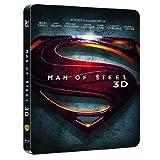 Man of Steel 3D Steelbook (exklusiv bei Amazon.de) [3D Blu-ray]