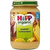 Hipp Spaghettis Carbonara Organique 7 + Mois 190G