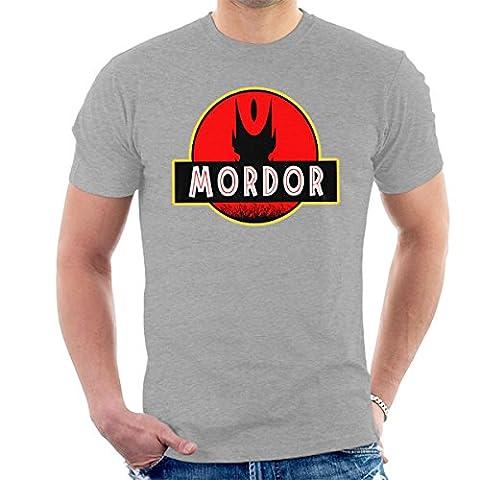 Mordor Jurassic Park Lord Of The Rings Men's