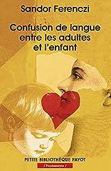 Confusion de langue entre les adultes et l'enfant