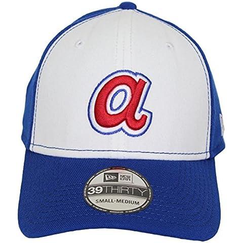 Atlanta Braves New Era MLB 39THIRTY Cooperstown