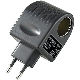 revolt 12V Adapter: Mini-Spannungswandler, 230/12 V, 1.000 mA, 12 Watt, Steckversion (Spannungswandler 230V auf 12V)