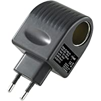 revolt 12 Volt Adapter: Mini-Spannungswandler, 230/12 V, 1.000 mA, 12 Watt, Steckversion (Spannungswandler 230v auf 12V)
