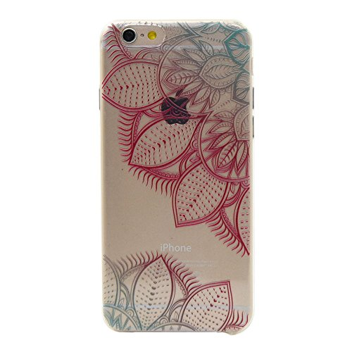 """For IPHONE 6 PLUS 5.5""""[COLORFUL TPU DTV1]Scratch-Proof Ultra Thin Rubber Gel TPU Soft Silicone Bumper Case Cover -DTPUV107 DTPUV103"""