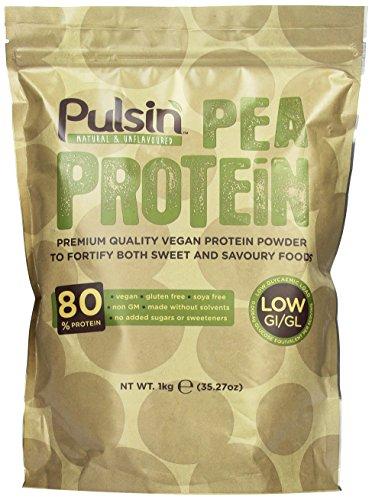 #Pulsin' Erbsenproteinisolat 1kg, 1er Pack (1 x 1 kg)#