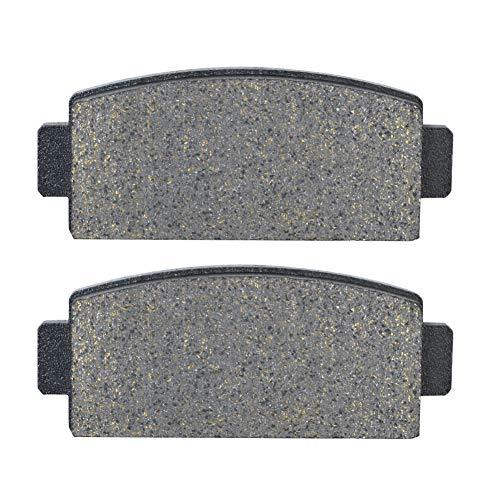 AHL 1 paire Arrière (gauche) et arrière (droite) plaquette de frein pour CF  MOTO CF 800 Z -Force Z8 2013-2015 / CF 800 Z -Force Z8-EX 2014-2015