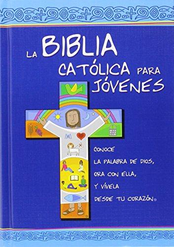 La Biblia Católica para Jóvenes: edición dos tintas / Junior cartoné (Ediciones bíblicas EVD) por Instituto Fe y Vida