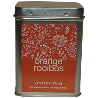 Vintage-Teas-Rotbuschtee-mit-Orange-20-Pyramidenbeutel-in-Metalldose-2er-Pack-2-x-50-g