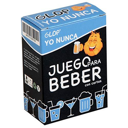 Juego Para Beber Glop Yo Nunca