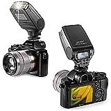 Neewer® MK320 TTL LCD Display Blitz Speedlite Blitzgerät für Sony