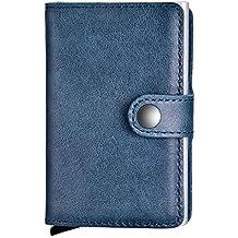 Amazon.it  Rfid Wallet - Blu db5b3ee2955