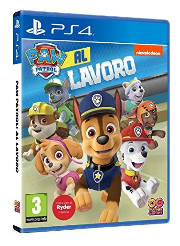 PAW Patrol: Al Lavoro - PlayStation 4